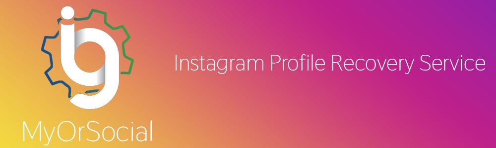 MyOrSocial - восстановление аккаунтов Instagram/Facebook, 2 янв 2019, 20:24, Форум о социальной сети Instagram. Секреты, инструкции и рекомендации
